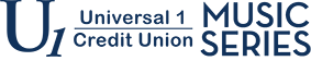 Universal 1 Credit Union Music Series Logo