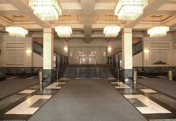 Victoria Theatre lobby