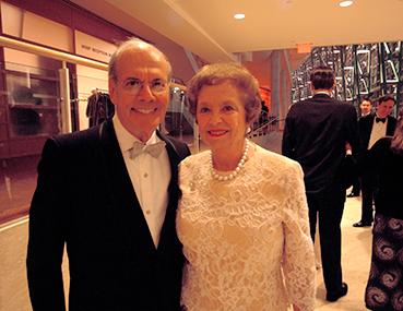 Dr. Benjamin & Marian Schuster