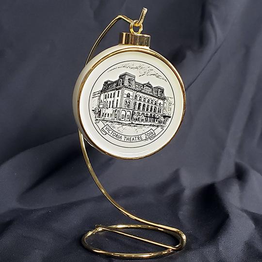 Victoria Theatre Ornament